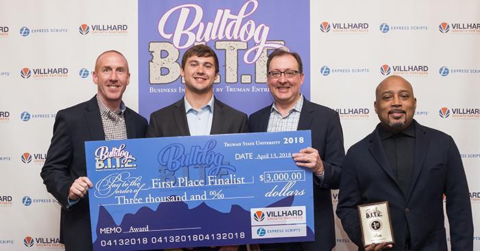 Bulldog BITE 2018 winners